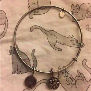 Lotus Crysalis Bracelet